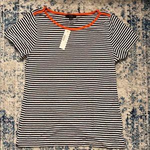 J.Crew Women's Striped T-Shirt